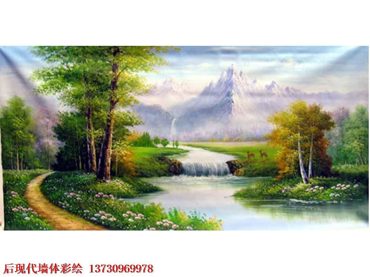 风景油画 风景油画 发布时间:2014-04-21