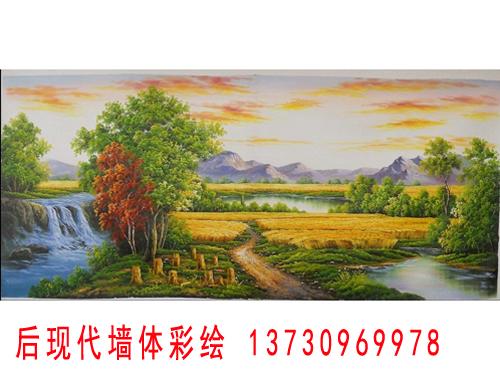 手绘,油画,国画